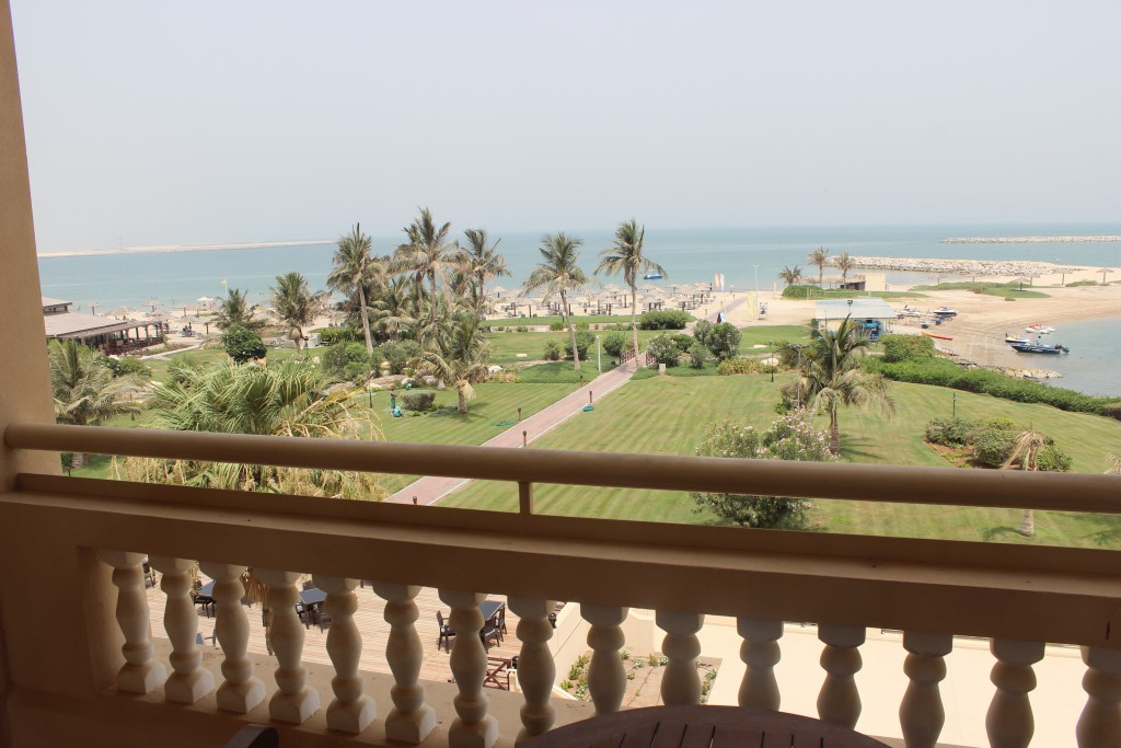 Das Hilton Al Hamra Beach and Golf Ressort