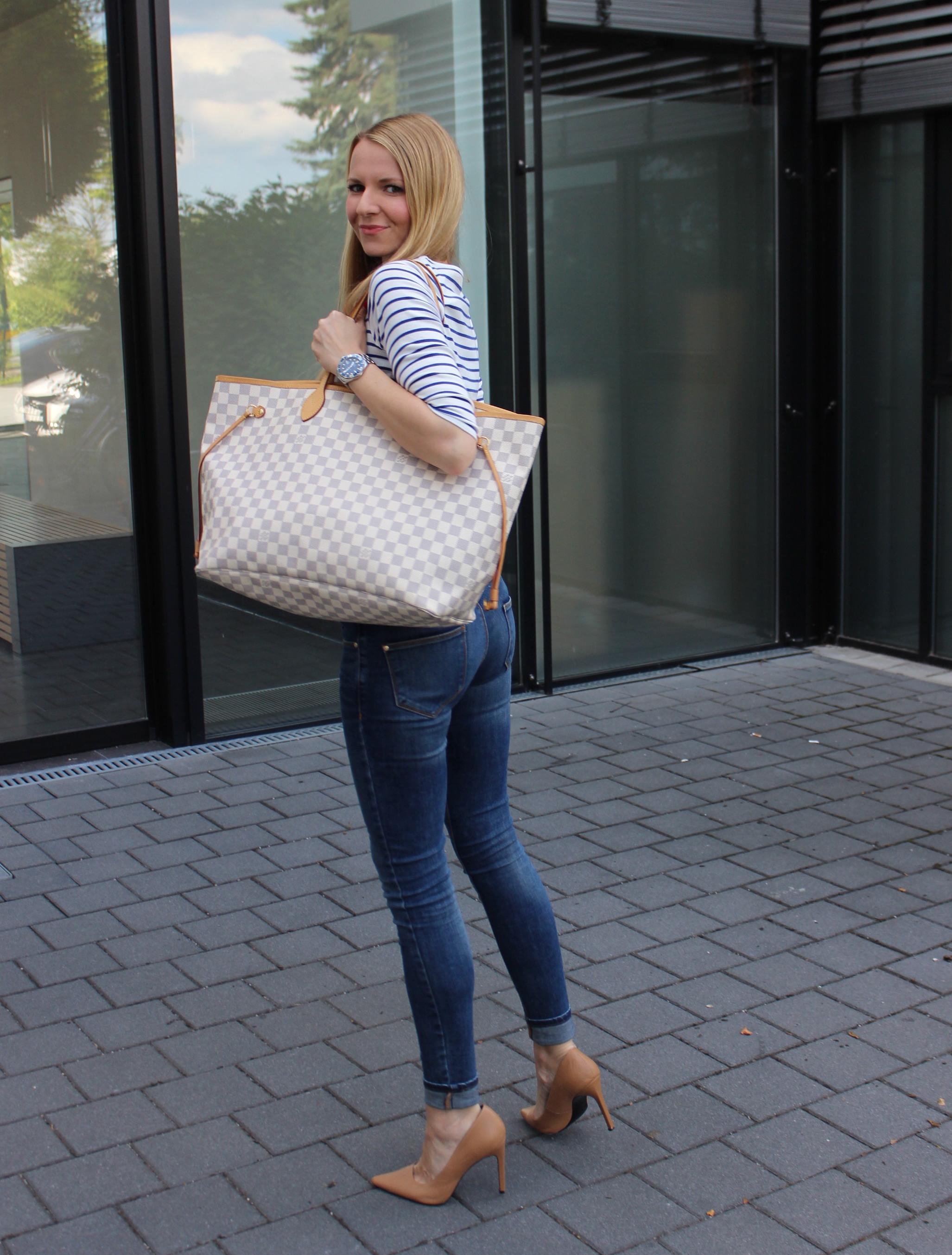 Louis Vuitton Neverfull Größen