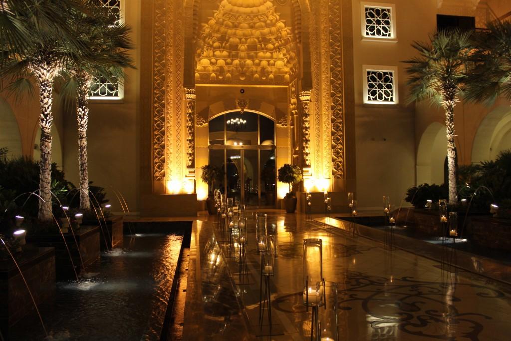 Jumeirah Zabeel Saray - ein Märchen aus 1001 Nacht