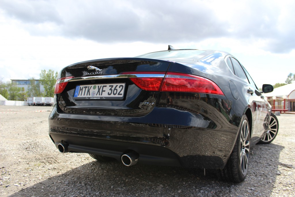 No business as usual - der neue Jaguar XF - PAG