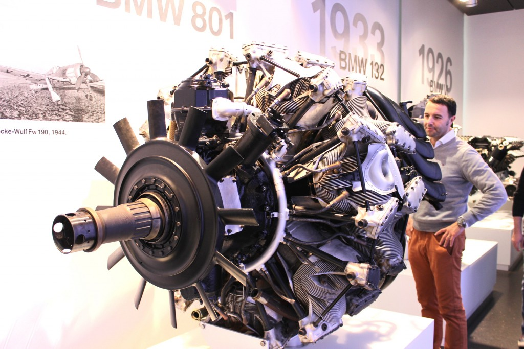 BMW Welt und Museum - immer einen Besuch wert