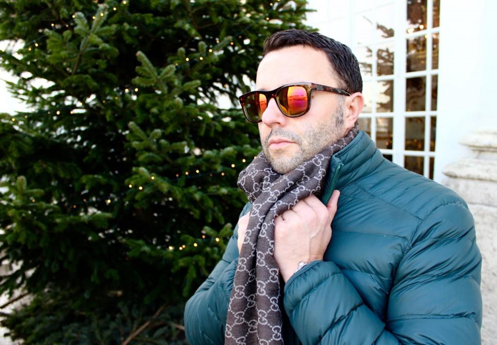 Frühling im Winter mit Denim PepperAndGold Fashion Lifestyle Jeans Casual Levis COX Dirk Woolrich Mango Görtz Gucci
