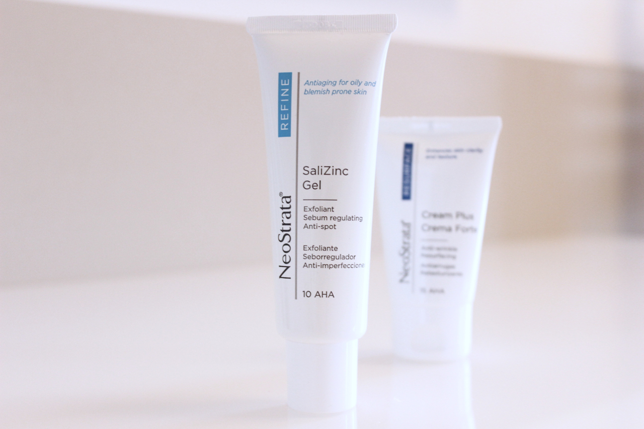 Jenni testet - Hautpflege von Neostrata Cosmetics Kosmetik PepperAndGold Beauty Spa Skincare Jennifer Pflege Pflegeroutine Hautroutine