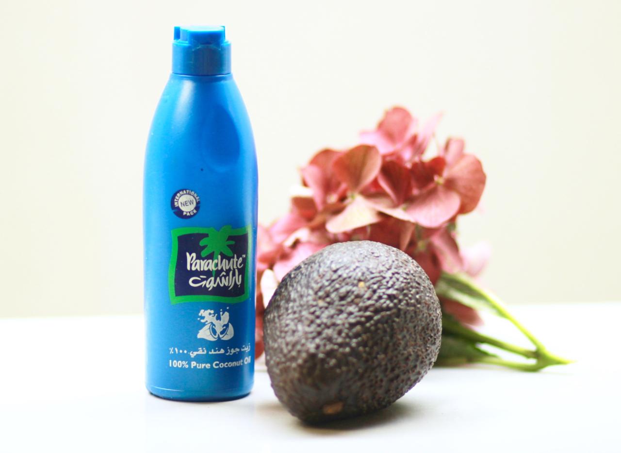 Haarpflege für den Sommer Haarroutine Haircare Hair Haar Haare Pflege Sommer Haarkur Beauty Jennifer PepperAndGold Kokos Kokosöl Avocado Beauty