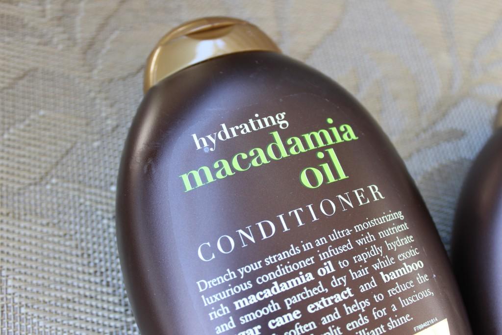 Jenni testet - Organix Macadamia