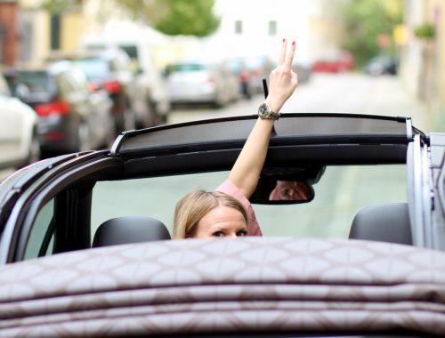 CITY LIFE mit dem DS3 Cabrio Cars Lifestyle Autos DS Citröen City Cabrio Convertible Jennifer Jenni testet Testdrive Probefahrt Freizeit Stadtauto Fahrbericht PSA FrechCar PepperAndGold