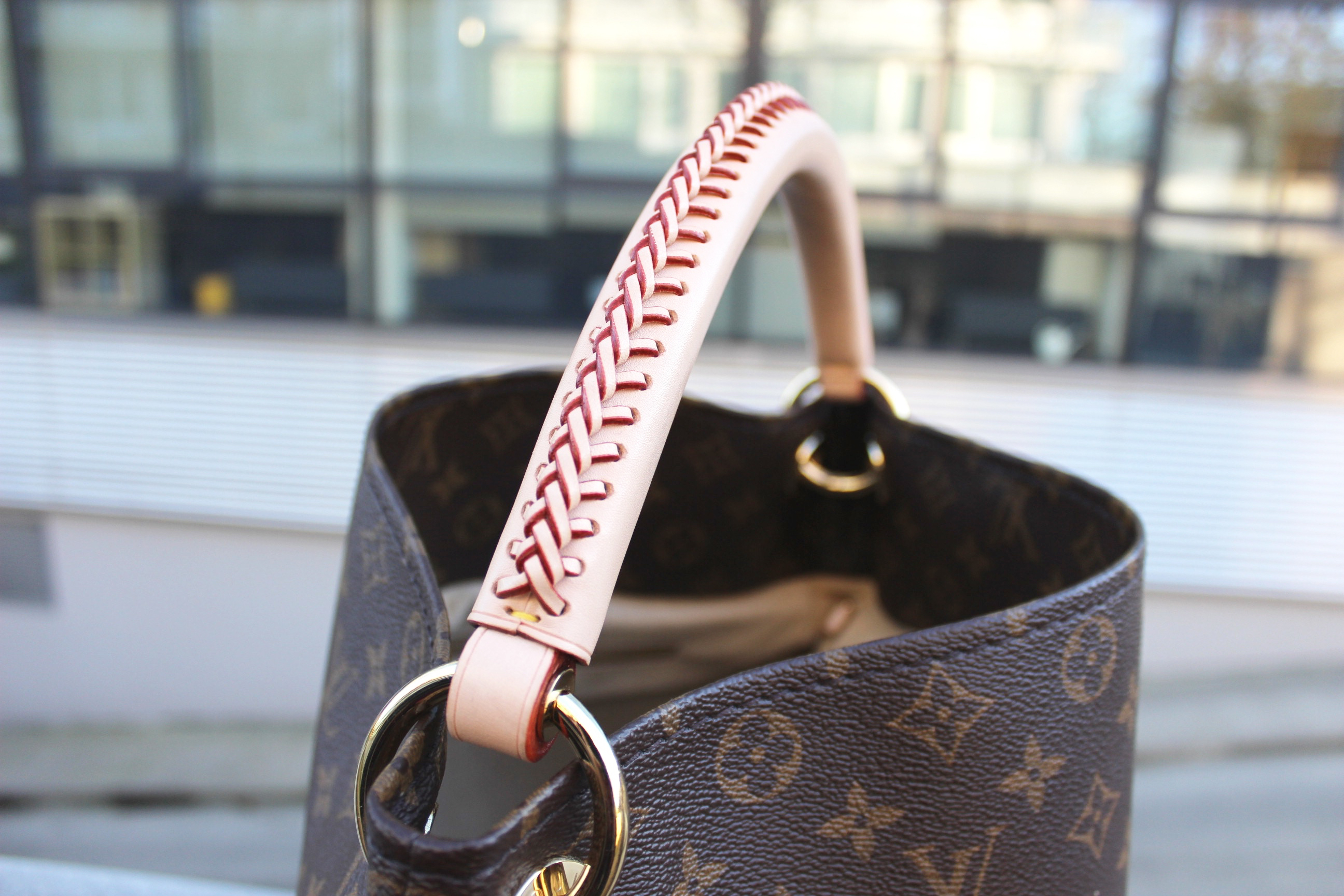d2f8ffc29b57d Louis Vuitton Artsy Review Jenni testet Pepper And Gold Lifestyle