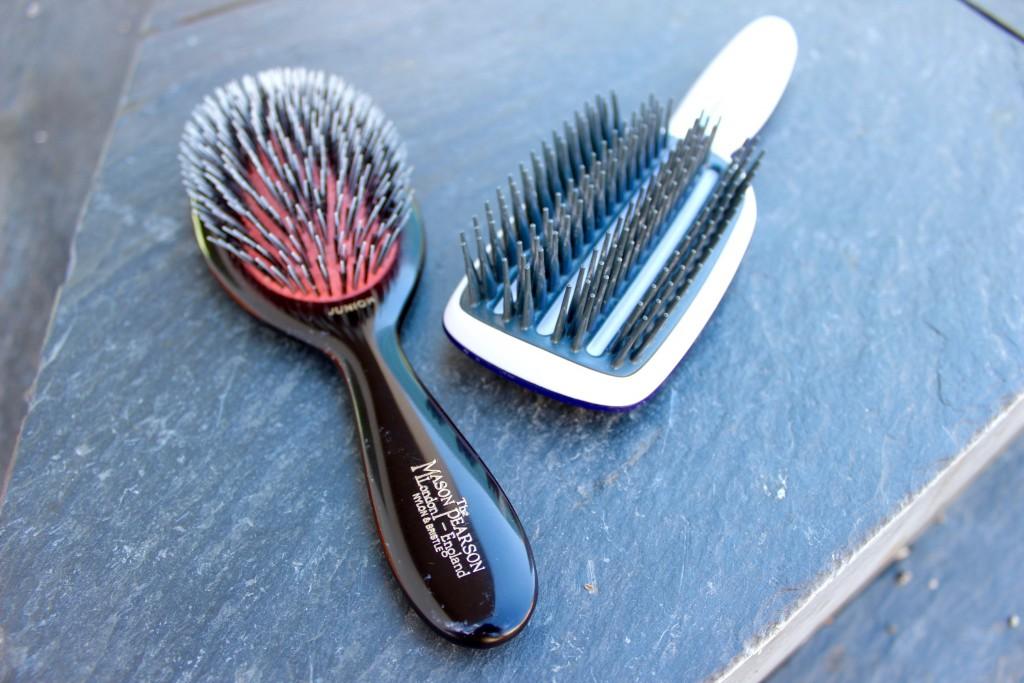 Haarpflege Haarroutine Lange Haare