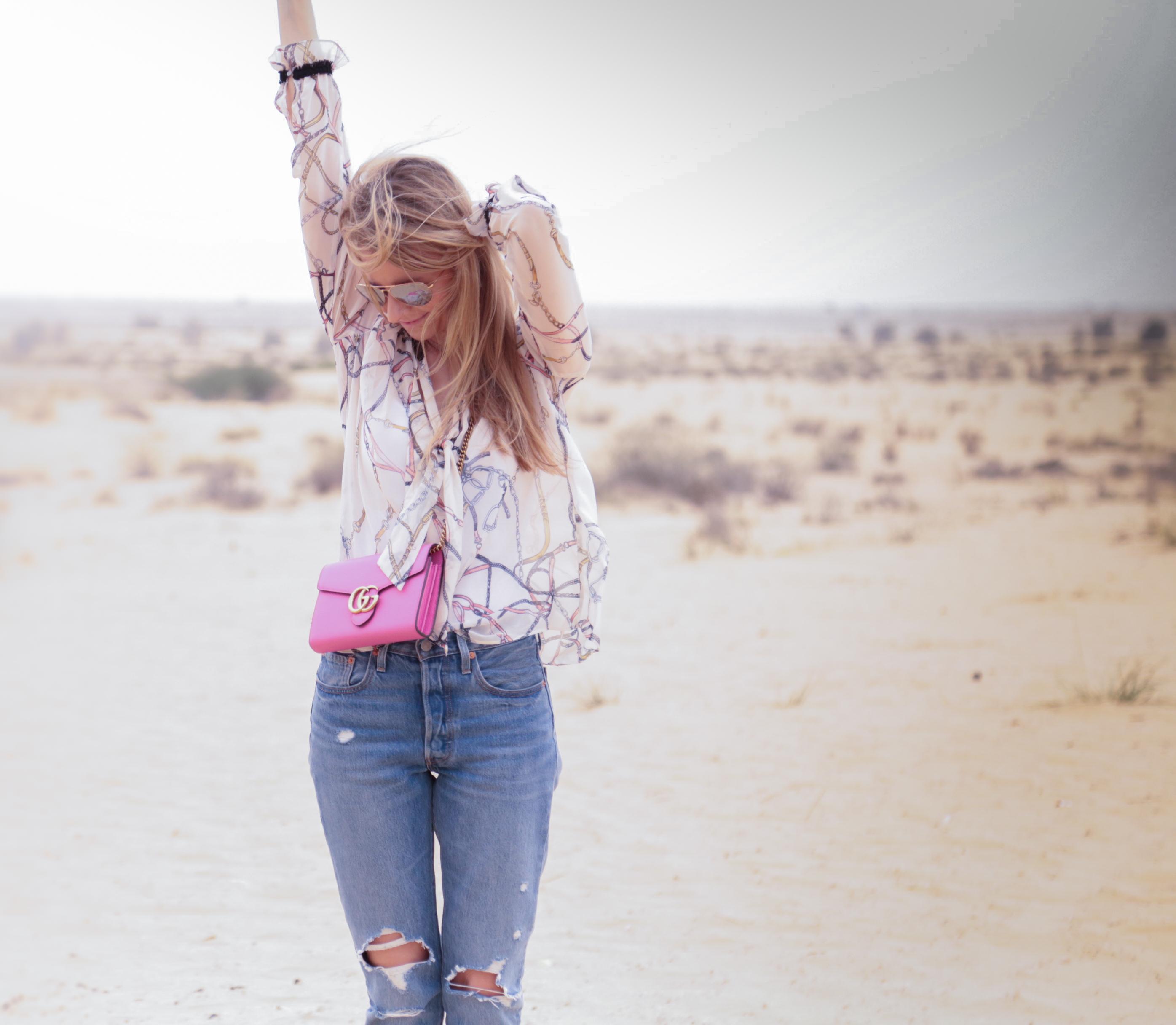 10 Facts about me Jeans Denim Fakten Jennifer PepperAndGold Gucci Zara Levis SkinnyJeans Wüste Desert Hotel Dubai StanSmith Adidas