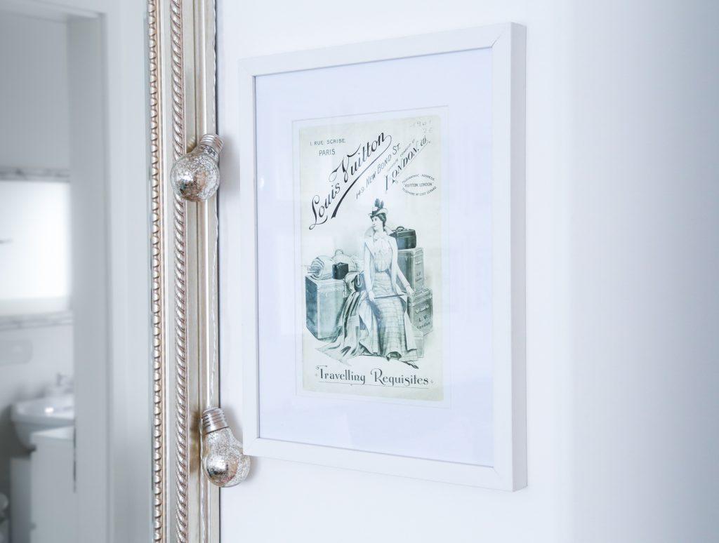 Do it yourself: Hermès Bilder Deko DIY DoItYourself Einrichten Interieur Zuhause Gestaltung Pictures PictureWall LV LVOE LouisVuitton CoffeeTableBook Bild