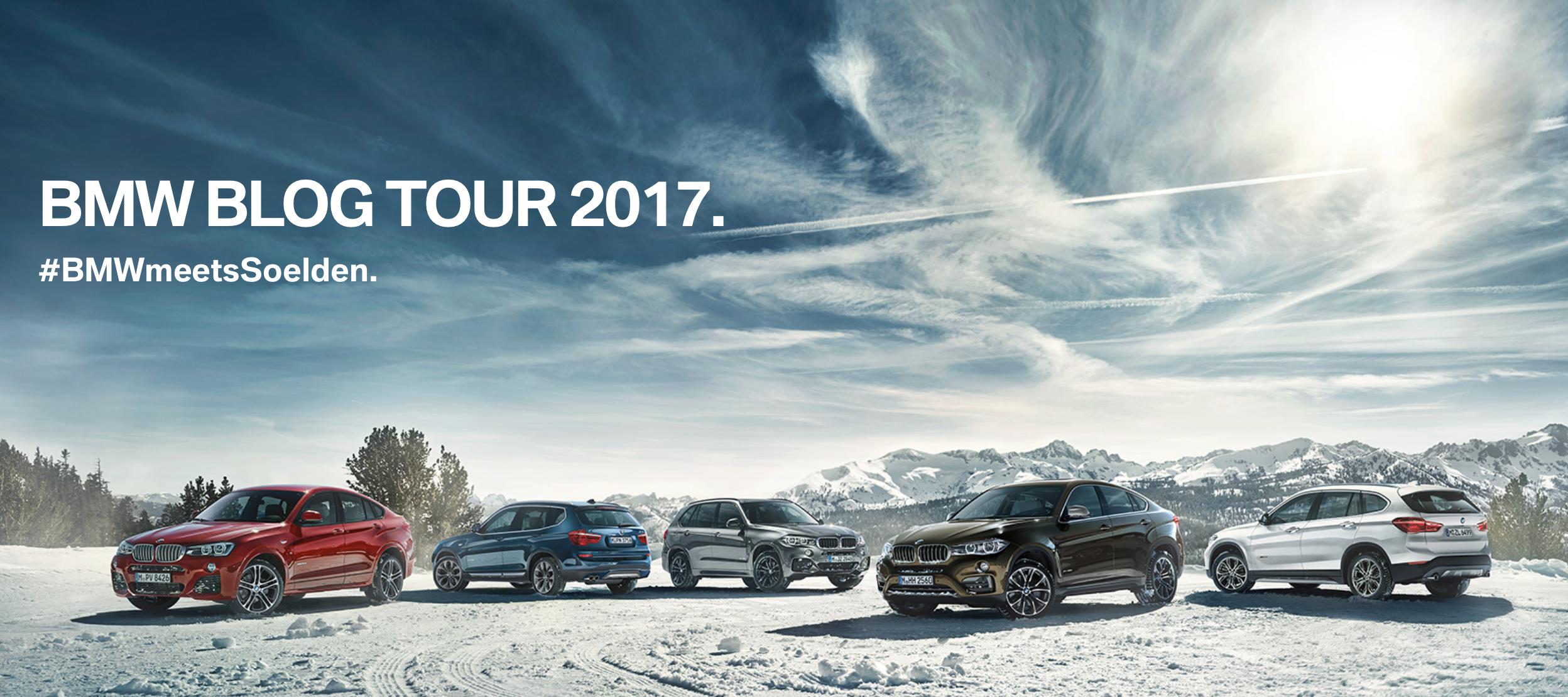 BMW meets Sölden - gewinnt eine Reise zum Hotspot der Alpen Travel Alps Gewinnspiel X1 Skifahren Mountains Wellness Weekend Wochenende Hotel Austria Österreich Ötztal