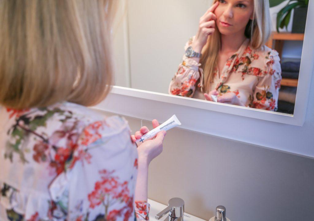 Alltagsstress für die Augen und wie wir mit Dermalogica Abhilfe schaffen Augenpflege Kosmetik Cosmetics Creme Pflege Pflegeprodukte Jennifer PepperAndGold Jennitestet