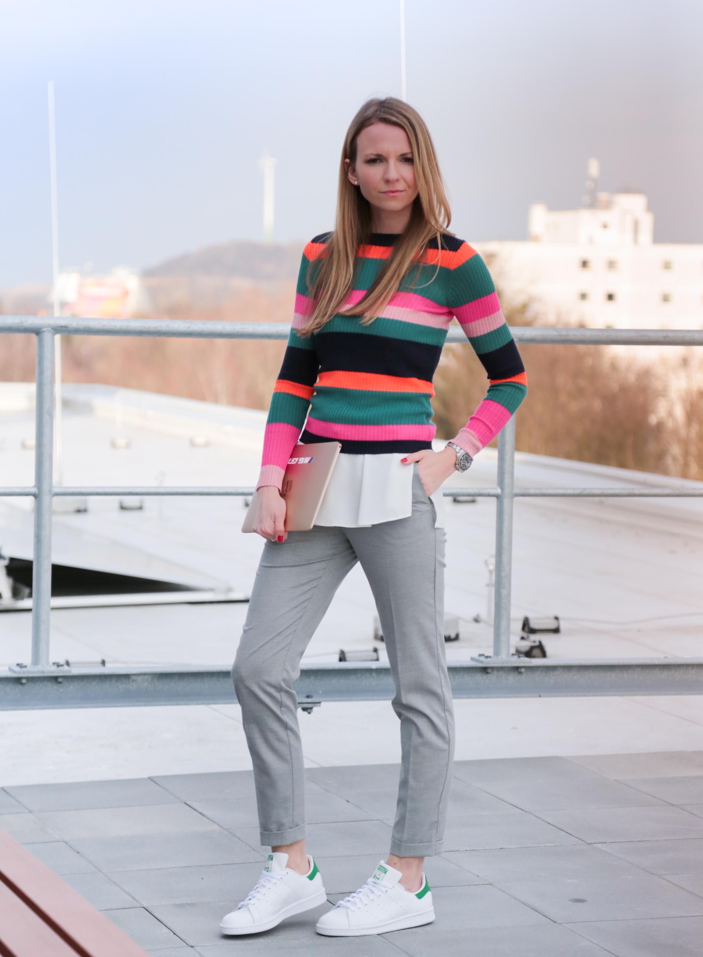 Eure häufig gestellten Fragen - Q&A Outfit Fashion Adidas Sneaker Laptop Apple MacBook StanSmith Zara Edited Jennifer PepperAndGold Questions Questionaire Mode