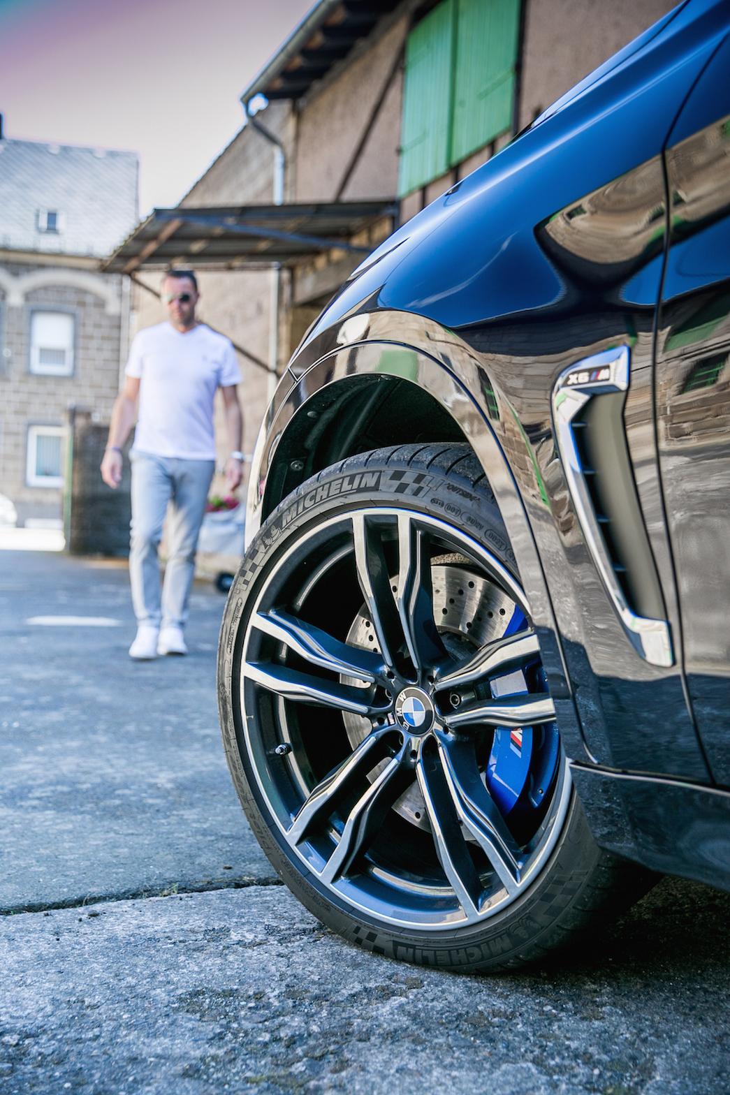 Pure Freude am Fahren mit 575 PS im BMW X6 M MPower MGmbH Motorsport BMWAG XDrive DriveLogic Sports Activity Coupé Testdrive Testfahrt PepperAndGold Dirk