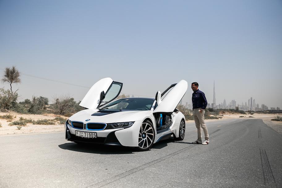 Mit dem BMW i8 elektrifiziert durch Dubai und die Wüste Automobile BMWAG BMWi Cars Dirk PepperAndGold Fahrbericht FreudeAmFahren SheerDrivingPleasure SilentBeast Testdrive Testbericht Test Fahrbericht Technische Daten kaufen