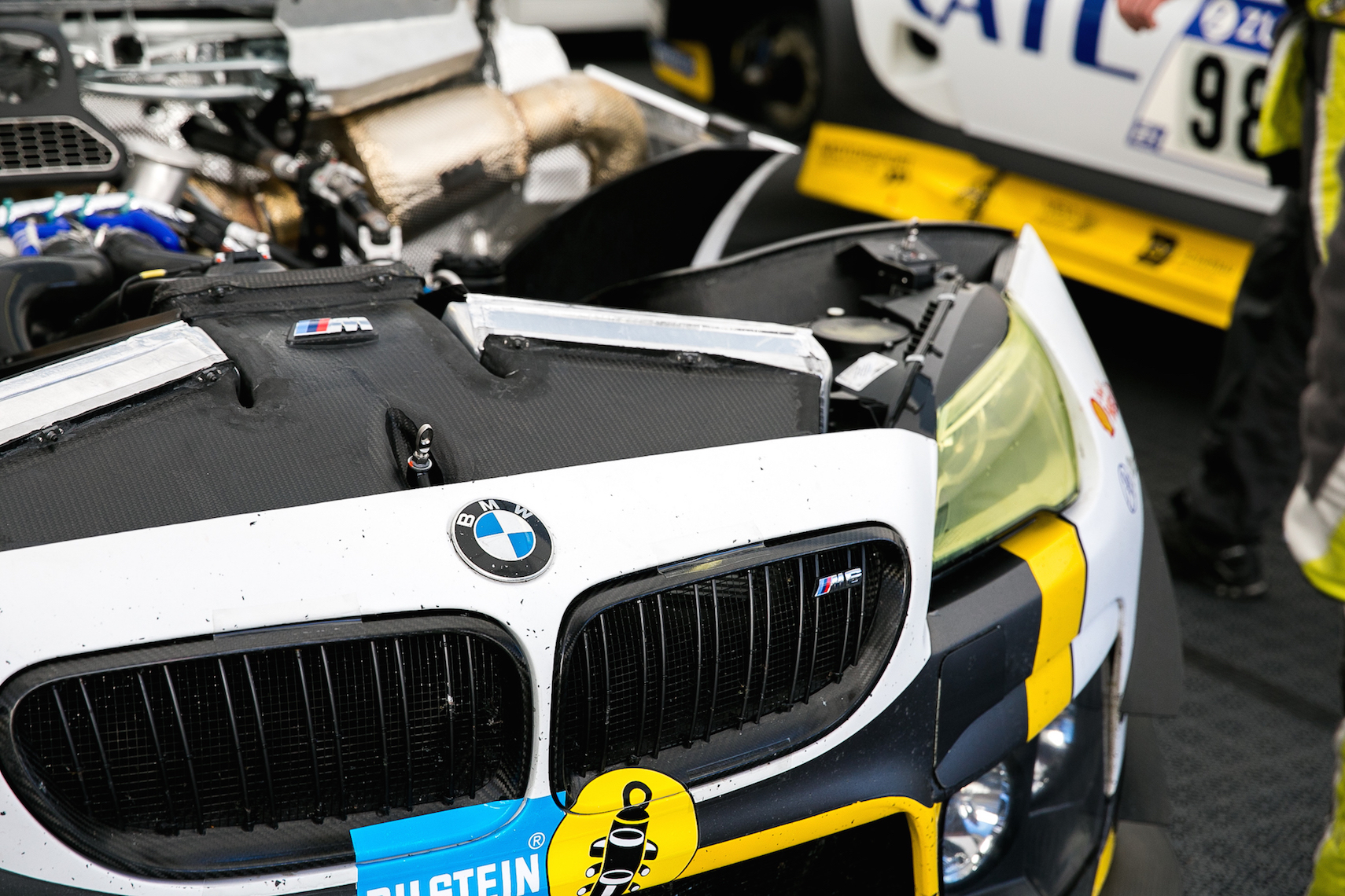 Ein Wochenende in der grünen Hölle - das 24h-Rennen am Nürburgring und das BMW M Festival BMWMotorsport MGmbH GrüneHölle Motorsport Eifel BMWX6M BMWM4GT4 Kundensport BMWM6GT3