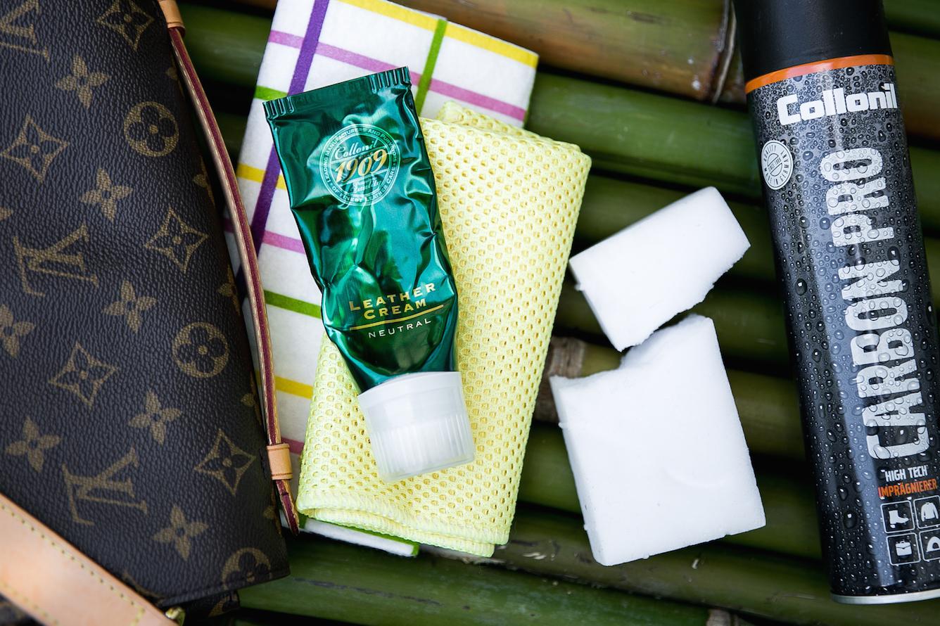 wie entferne ich wasserflecken von meiner louis vuitton handtasche pepper and gold. Black Bedroom Furniture Sets. Home Design Ideas