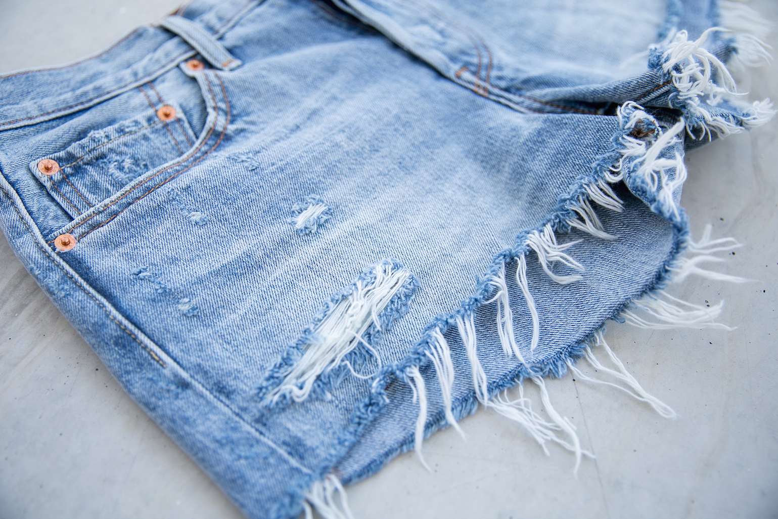 Summer Shopping mit viel Denim Mode Fashion Outfit Sommer Shorts Jeans Denim NewIn Levis LevisStrauss Rock Skirt Minirock Cardigan