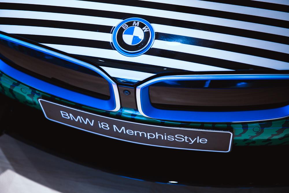 Der Color Blocking Modetrend im Herbst 2018: die BMWi Memphis Style Modelle Cars Car BMW München Munich BMWWelt Design Designer BMWi3 BMWi8 FreudeAmFahren SheerDrivingPleasure GarageItalienCustoms MemphisDesign Mini RollsRoyce BMWMotorrad
