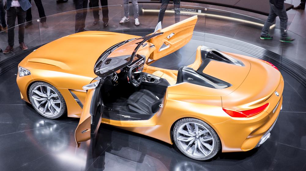 Die IAA und einige meiner persönlichen Highlights Automobile Automotive BMW BMWAG Cars Dirk Frankfurt Highlights IAA IAA2017 Lifestyle Messe Neuheiten Weltpremiere Alpina Jaguar Bosch Borgward Mini Mercedes Ferrari Renault PepperAndGold