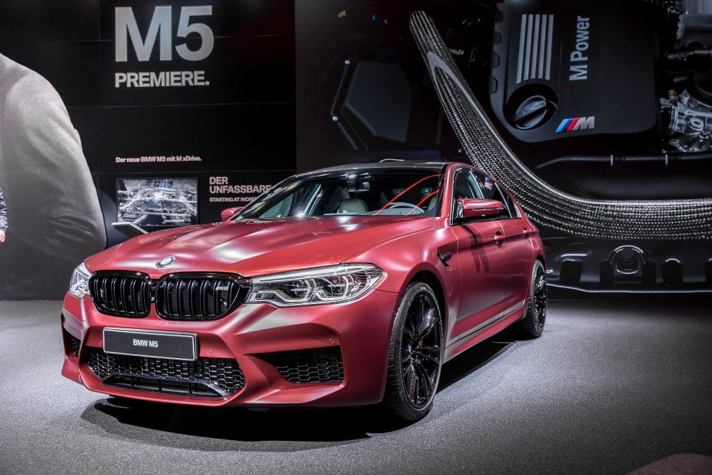 Trip zur IAA 2017 mit dem neuen BMW 5er Touring Automobile BMW BMWAG Car Cars ConceptCar Dirk Fair Frankfurt IAA IAA2017 Messe Neuvorstellung Weltpremiere X3 X7 Z4 8Series