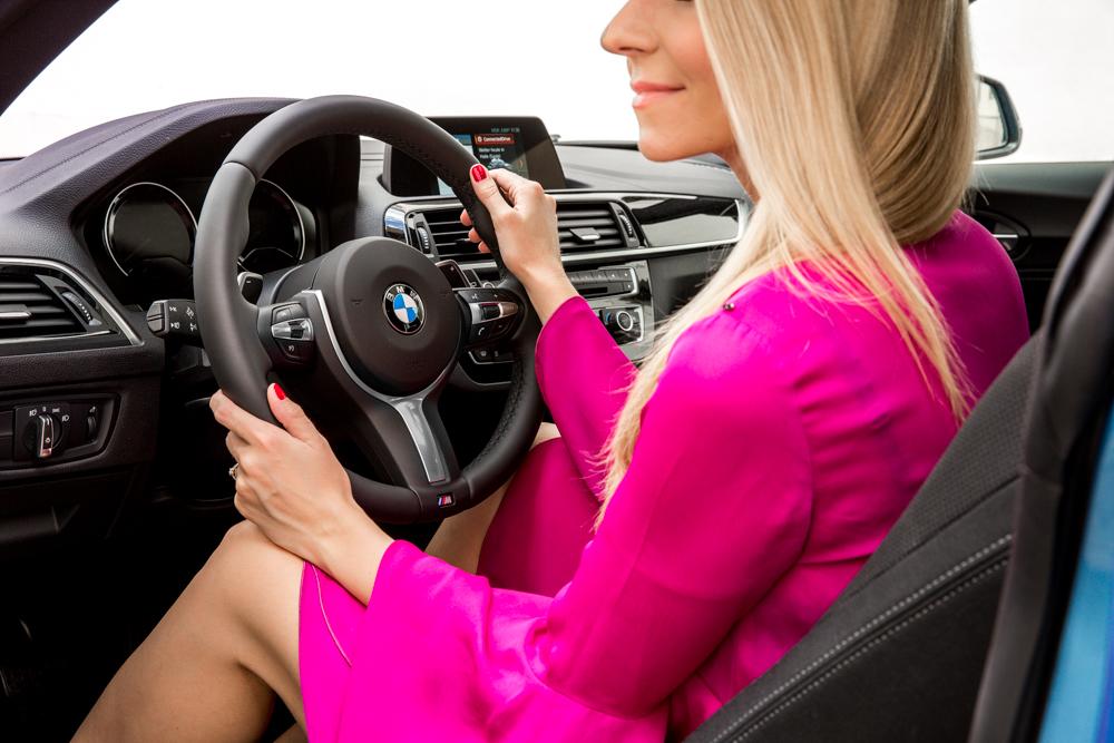 Der BMW 1er im Alltags-Dauertest 1Series BMW BMW 1er Chanel Levis Sportmax BMWGroup BMWAG Fahrzeugtest Jenni testet Testbericht Fahrbericht FreudeAmFahren
