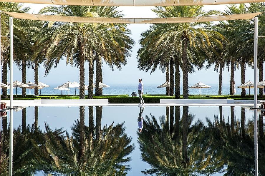 Roadtrip Oman Teil 2 - das Chedi in Muscat Beach Chedi ChediHotel Holiday Lifestyle Muscat Oman Pool Reise Reisebericht Reisen Roadtrip Strand TheChedi TheChediMuscat Travel Urlaub Urlaubsreise Vacation