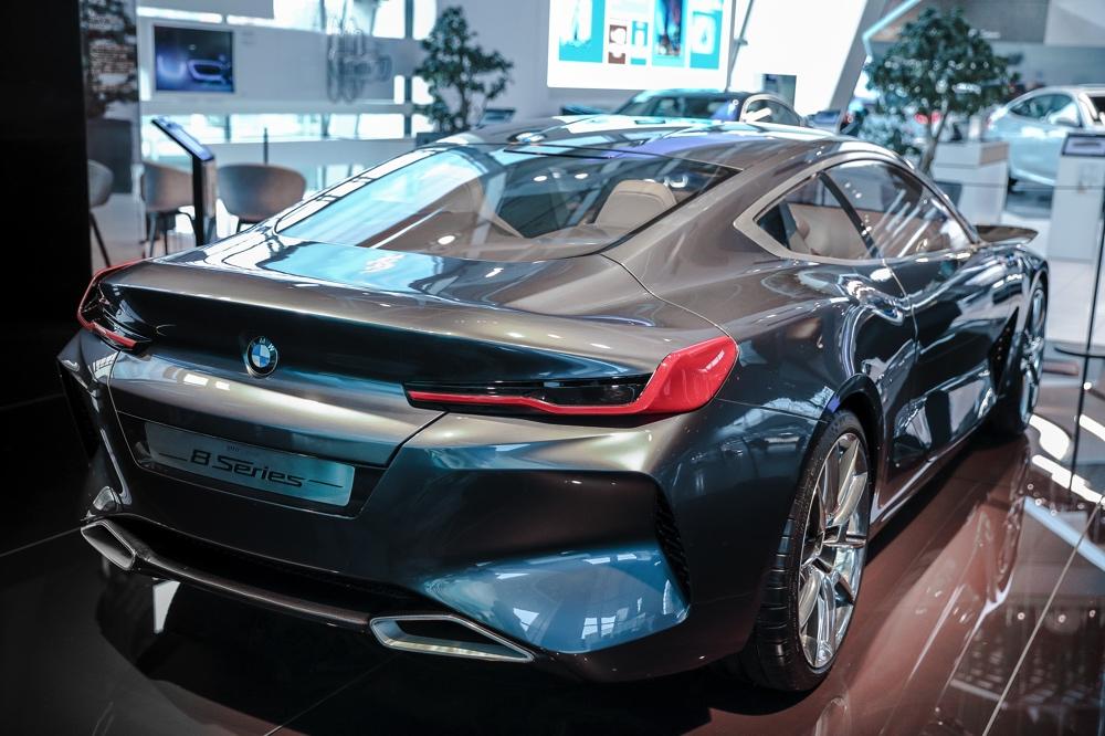 BMW 8er Leaked Autoblog BMW Welt 8 Series Concept