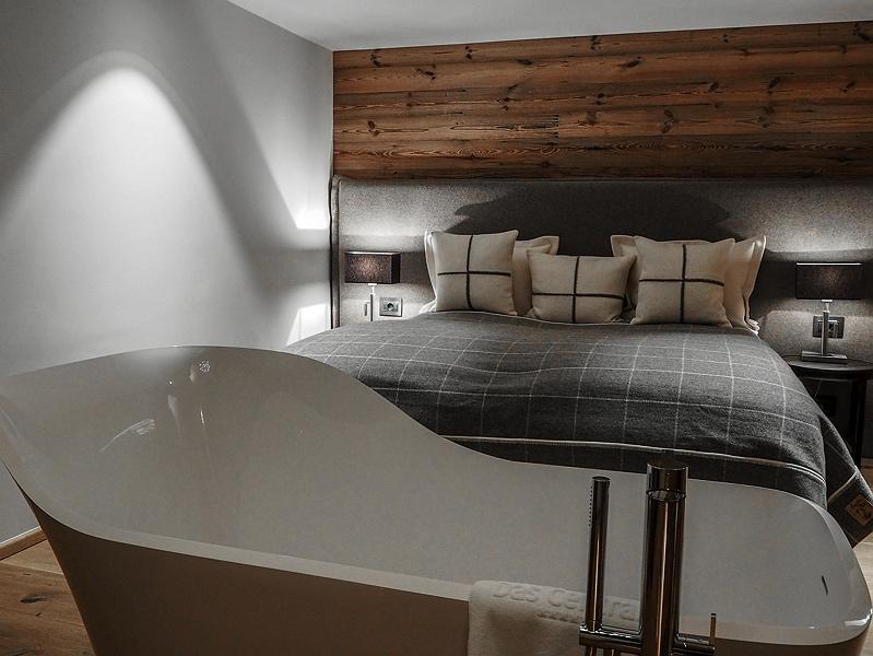 Suite DAS CENTRAL Hotel Sölden ALPINE . LUXURY . LIFE BMW Driving Experience