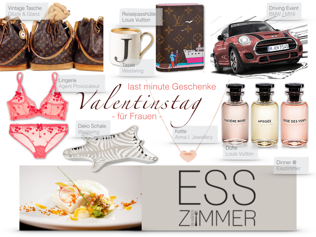 Last Minute Gift Guide: Valentinstag