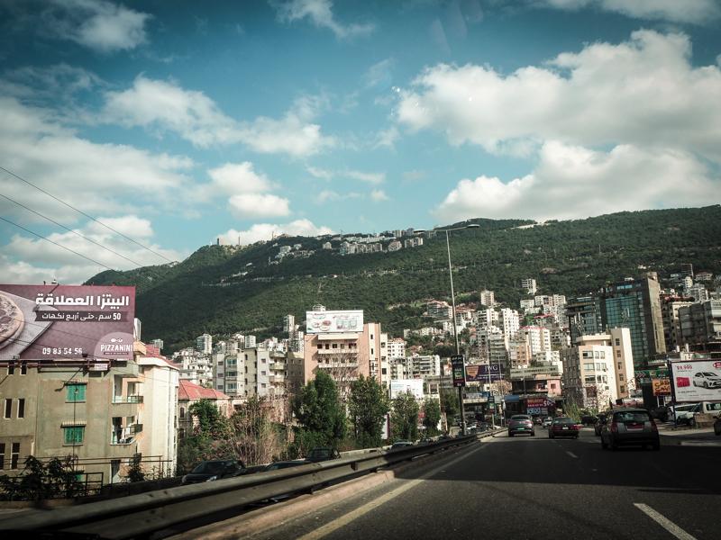 Der Libanon - viel mehr als nur Beirut Fahrt nach Harissa