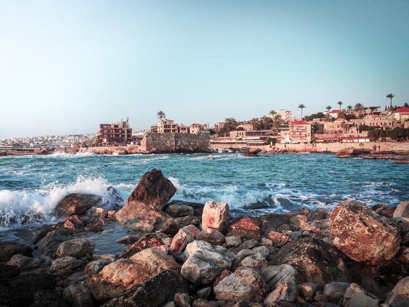 Der Libanon - viel mehr als nur Beirut Die Bucht von Byblos