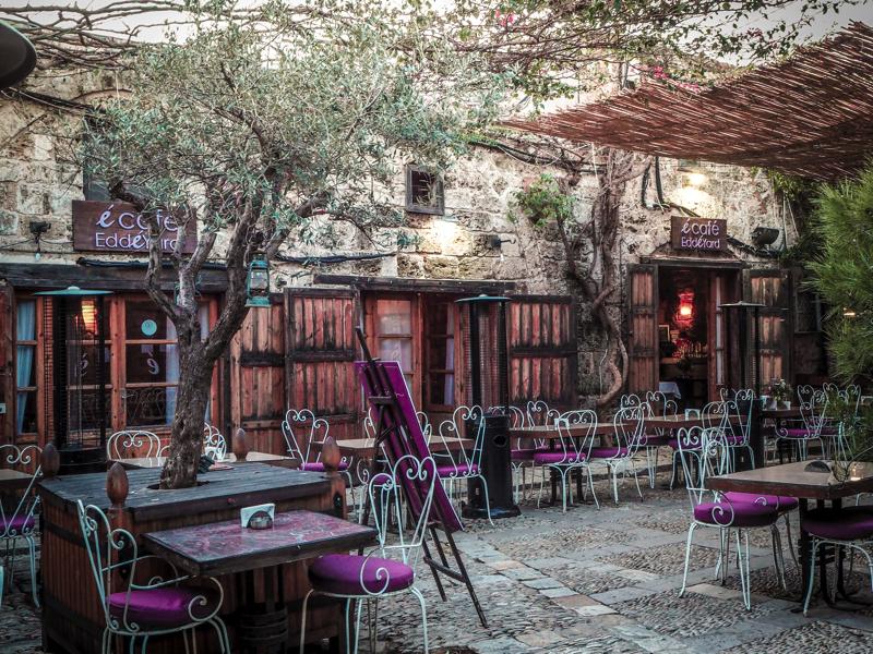 Der Libanon - viel mehr als nur Beirut Byblos Altstadt