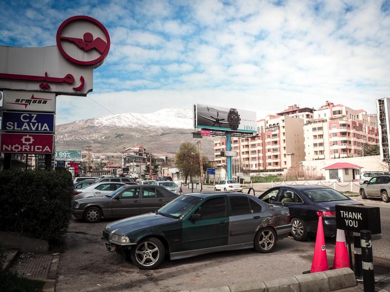 Der Libanon - viel mehr als nur Beirut Im Hinterland des Libanon