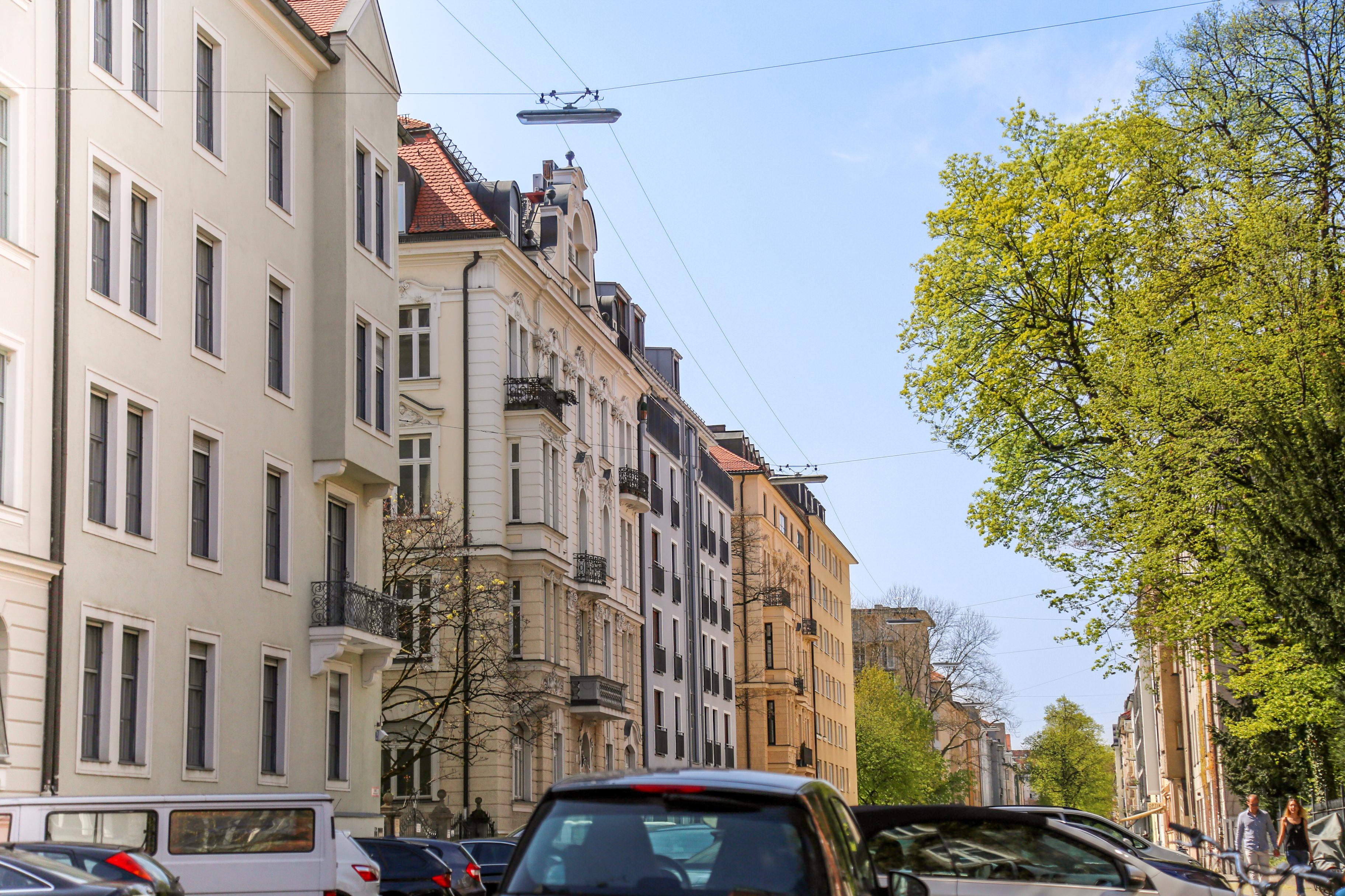 Umzug in München und der Weg zur Traumwohnung mit Immowelt Wohnen München Vermieter Mieten Wohnung Makler PepperAndGold Wohnungssuche Jennifer