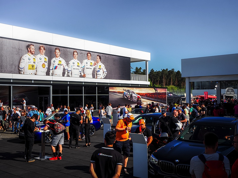DTM 2018 Hockenheim Fan Village
