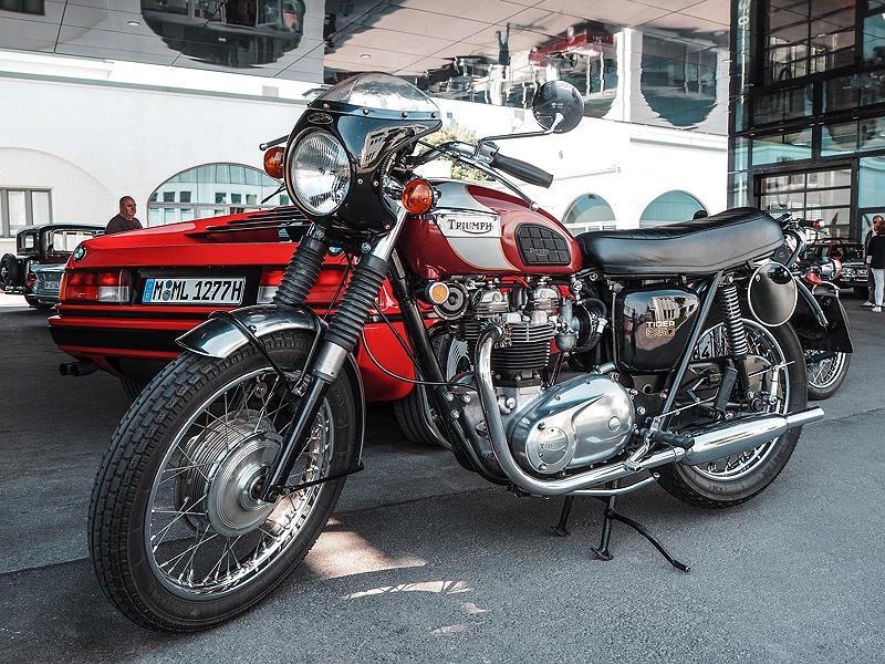Triumph Zweirad Classic