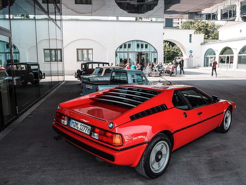 Wheels&Weisswürscht bei BMW Classic M1