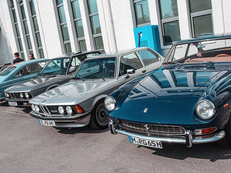 Wheels&Weisswürscht BMW Classic BMW E21