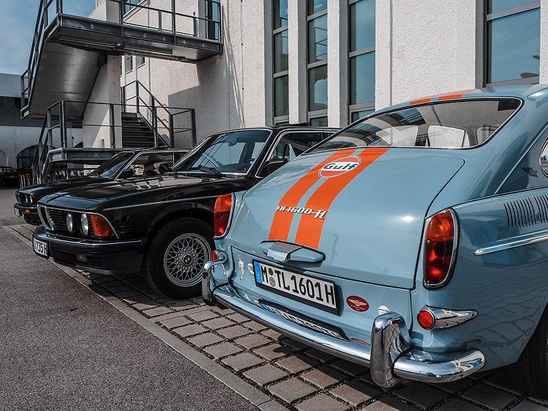 Wheels&Weisswürscht BMW Classic Volkswagen
