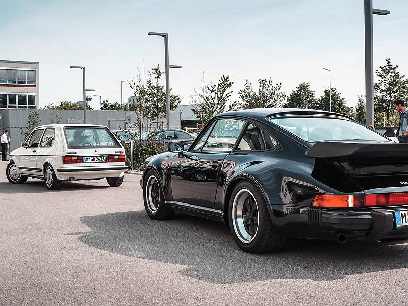 Wheels&Weisswürscht BMW Classic Porsche