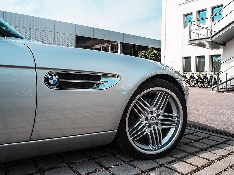 BMW Z8 Detailansicht Alpina