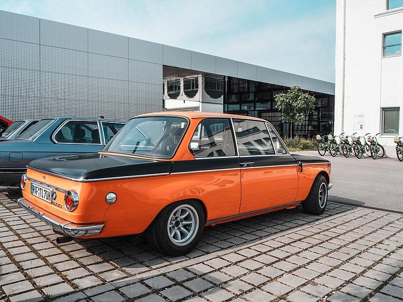 Wheels & Weisswürscht bei BMW Classic