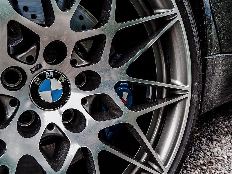 BMW M3 Felgen Competition Paket