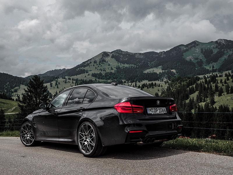 Der BMW M3 - eine Hommage