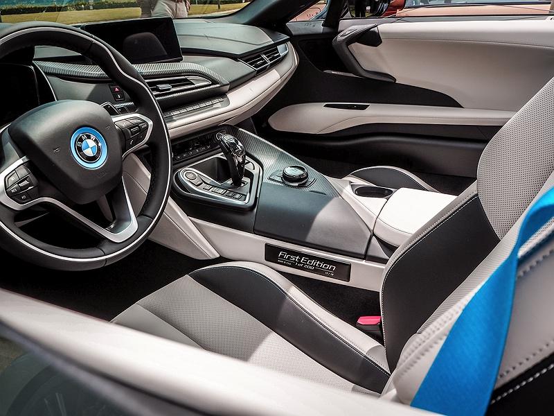 Concorso d'Eleganza Villa d'Este BMW i8 Roadster First Edition