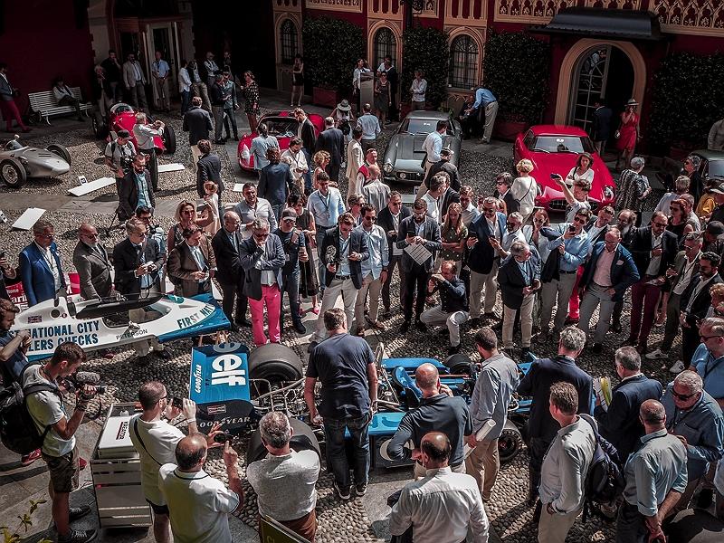 Concorso d'Eleganza Villa d'Este Formel 1 Klassiker