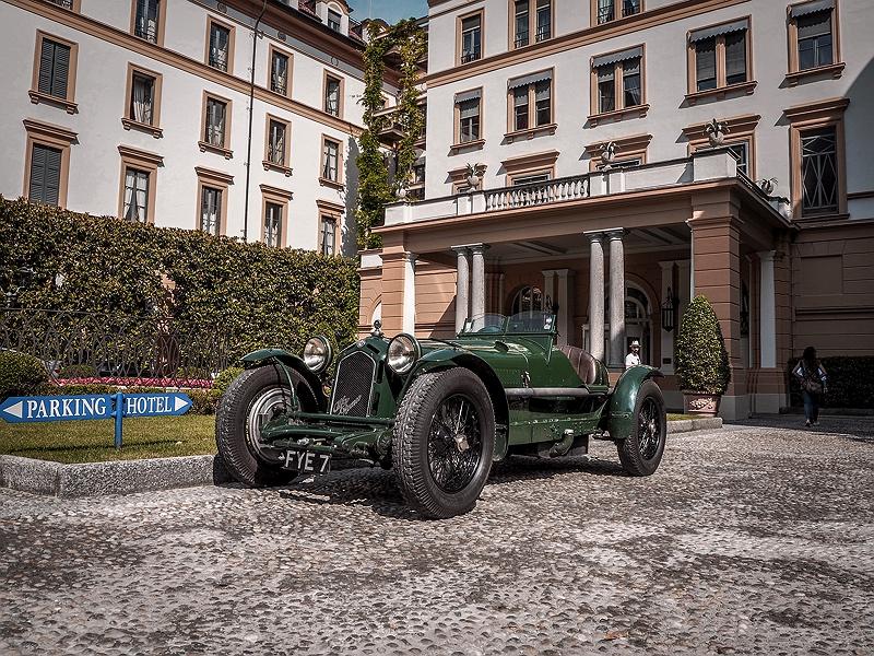 Concorso d'Eleganza Villa d'Este Alfa Romeo