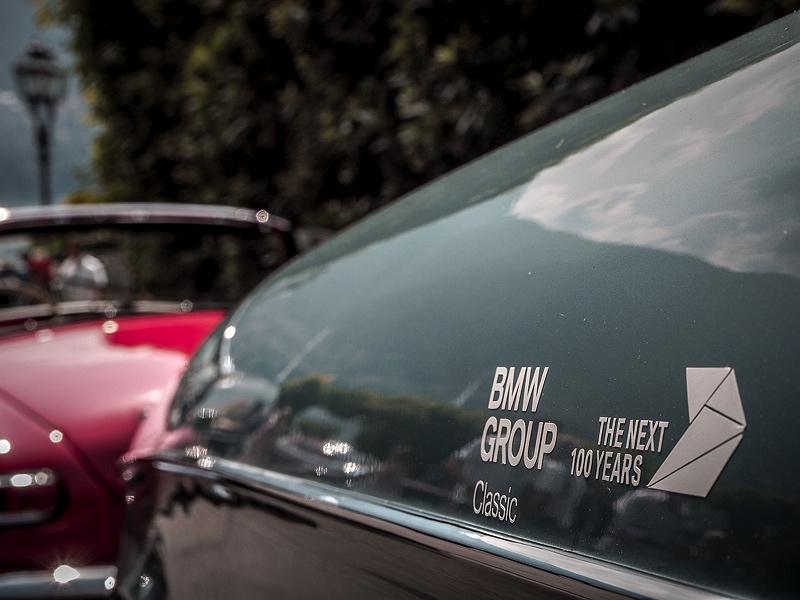 Concorso d'Eleganza Villa d'Este BMW Group Classic