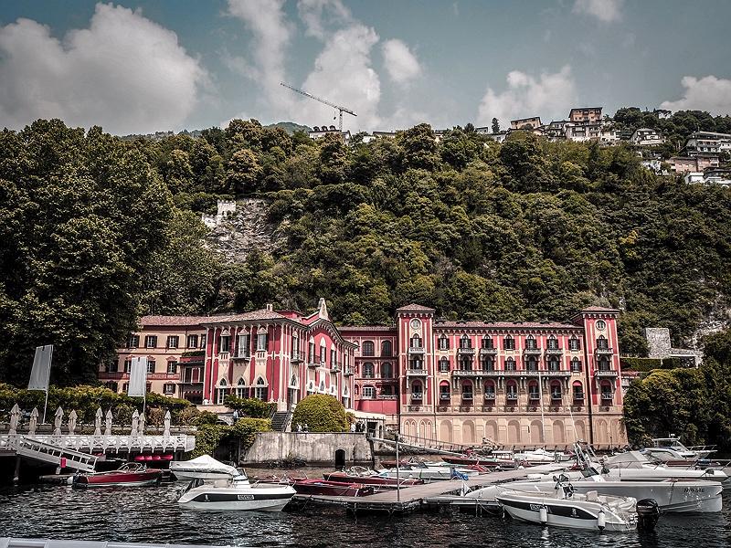 Villa d'Este Lago di Como